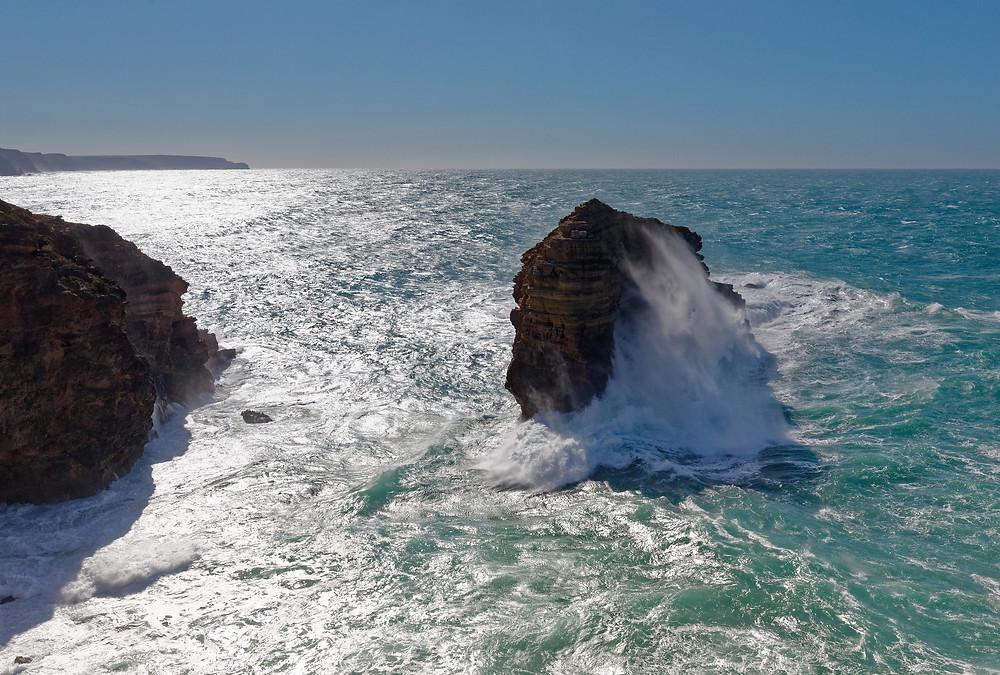 Beim Cabo de São Vicente