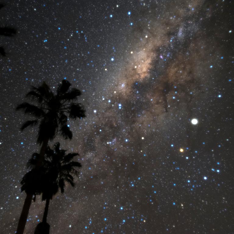 Im Hotel der tausend Sterne - Eine Reise zu dunklen Himmeln