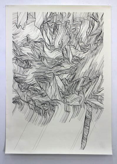 Iona Drawing (Peg)