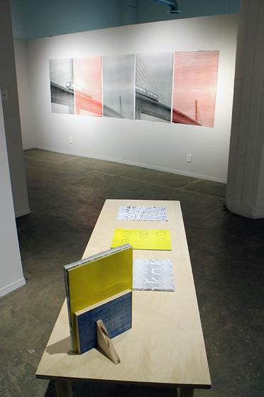 Exhibition: Coding a Woodcut at Martha Street Studio