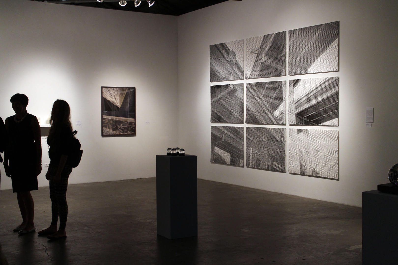 Exhibition: Code and Noise