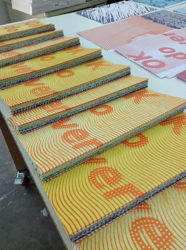 Binding Ok Do Over Artist Book