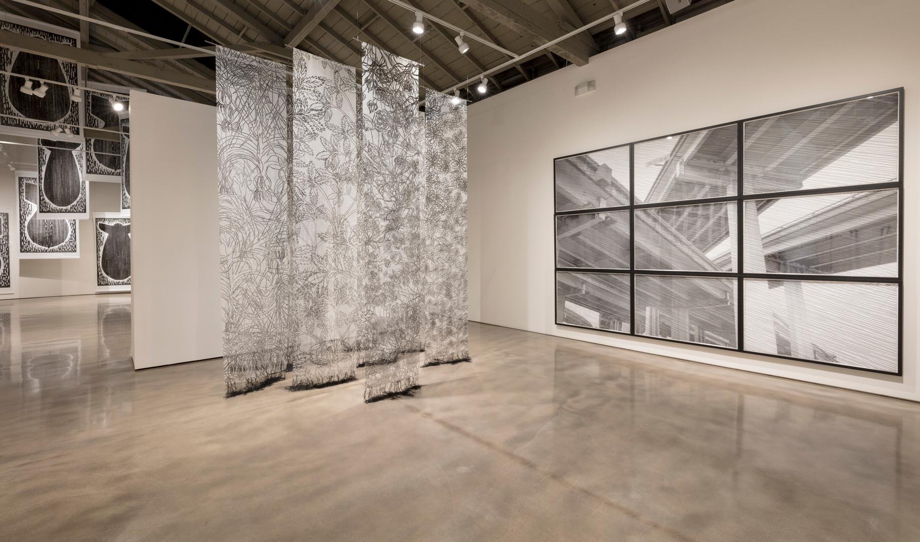 Exhibition: Printstallations at San Jose Institute of Contemporary Art