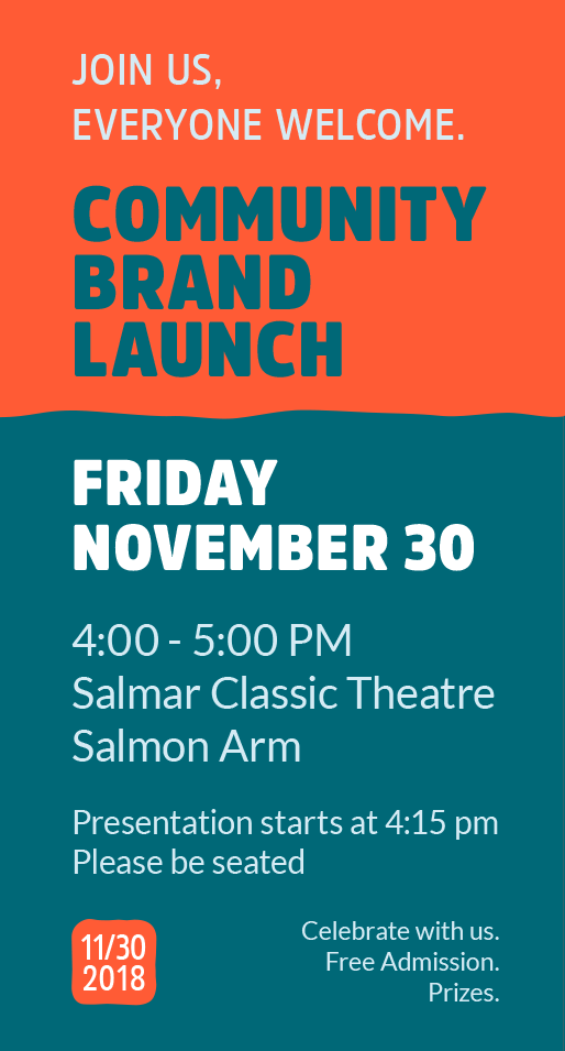 Salmon Arm: Community Brand Launch