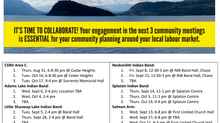 An Update from the Shuswap Labour Market Assessment & Action Planning Team