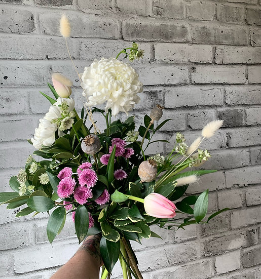 Monthly Flower Subscription - 3/6 Months - Select to view prices