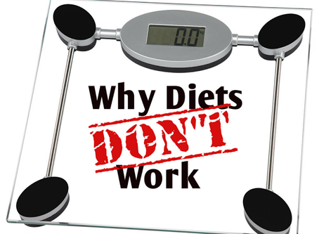 Why dieting does not work!
