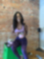 Jana Food Purple Leggings.JPG