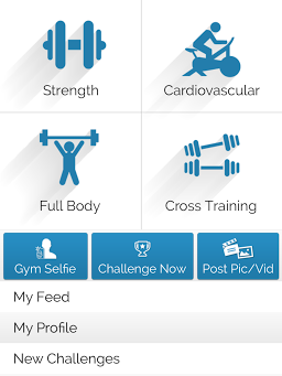 A cool new Fitness App