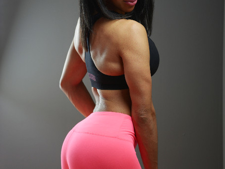 The Benefits of having tight Glutes!