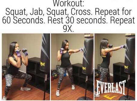 Everlast FIT MMA/Kickboxing Inspired Workouts