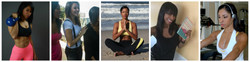 Mind & Body Collage
