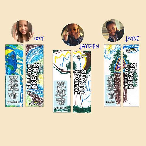 Freedom Bookmarks