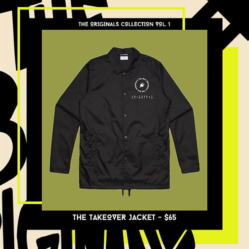 The Takeover Jacket