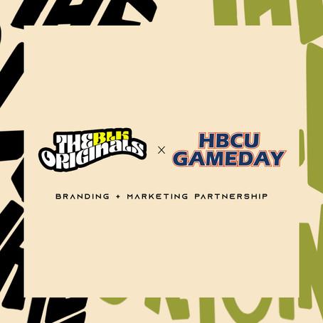 The BLK Originals Teams with HBCU Gameday for Unique Partnership