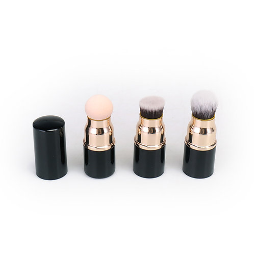 3 in 1 stackable make up brush