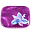 Thumbnail: Metallic Lily Bag