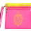 Thumbnail: Love Beauddy Pink PVC bag