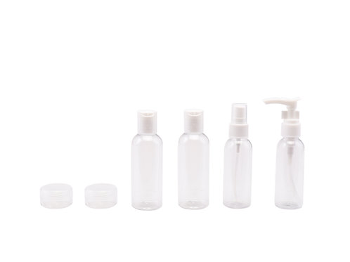 6pcs Travel Bottles