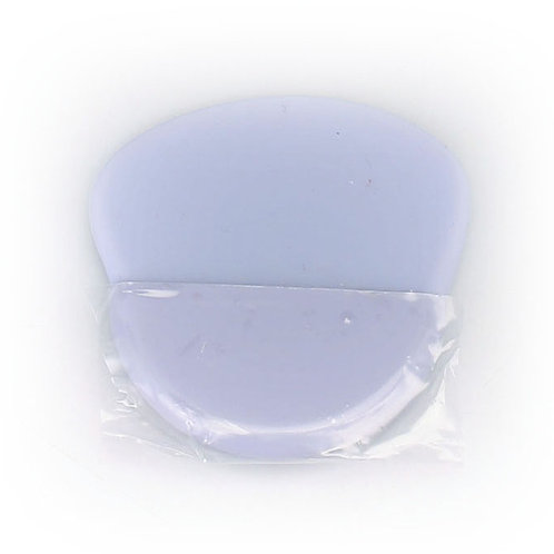 Silica gel facial mask brush