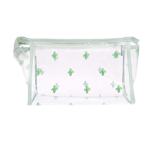 Transparent Cactus Bag
