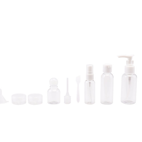 9pcs Travel Bottles