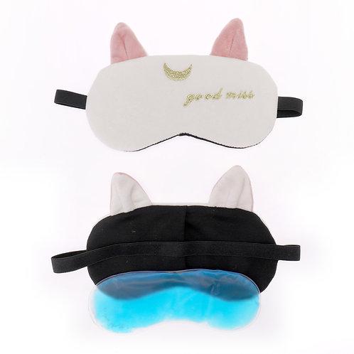 Kitty Eyemask