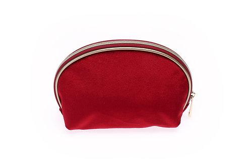 velvet hand pouch