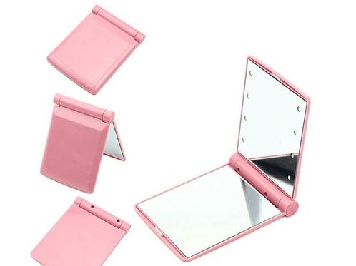 Pocket LED Mirror