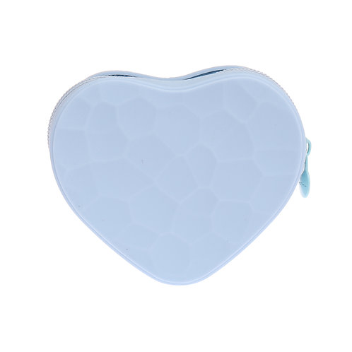 Silicone Heart Shape Bag