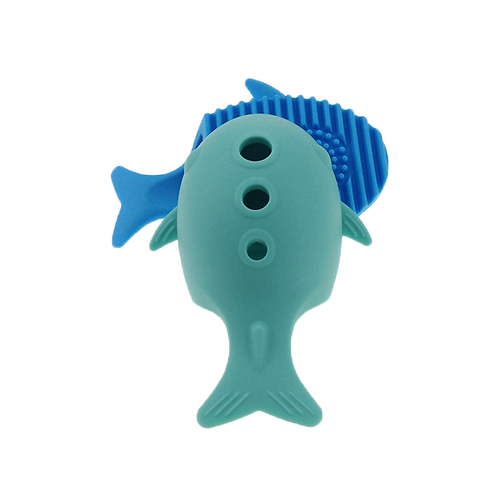 Whale silicon face brush cleaner