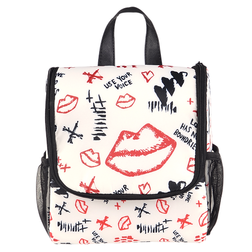 Lips Toiletry Bag