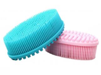 Silicone Shower Brush