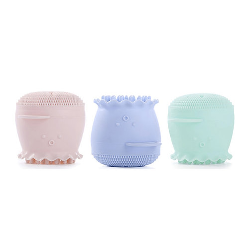 facial cleaning scrubber