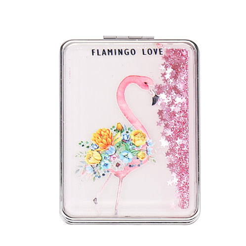 Flamingo Magic Mirror