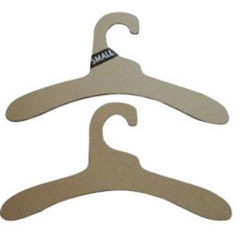 Hanger Coat Plastic Holder (6 pcs/pkt)
