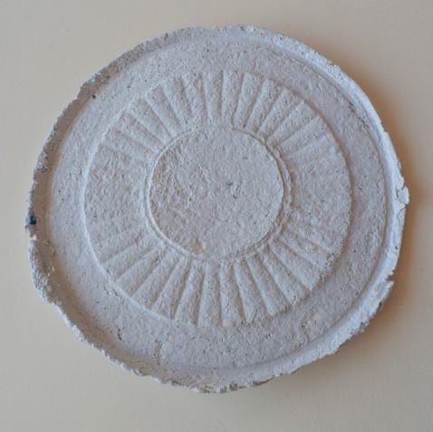 Gorham Plate paper casting
