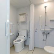 一般病室 4床室 シャワートイレ