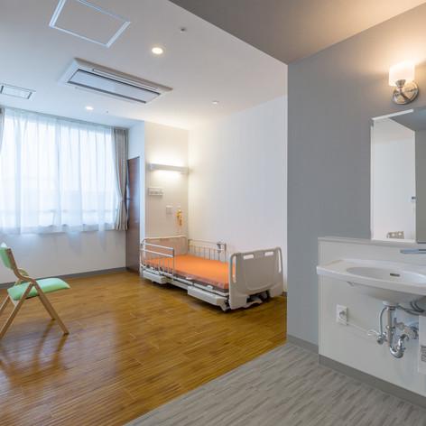 一般病室 2床室