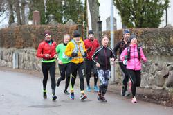 Löpgrupp St Råby 2