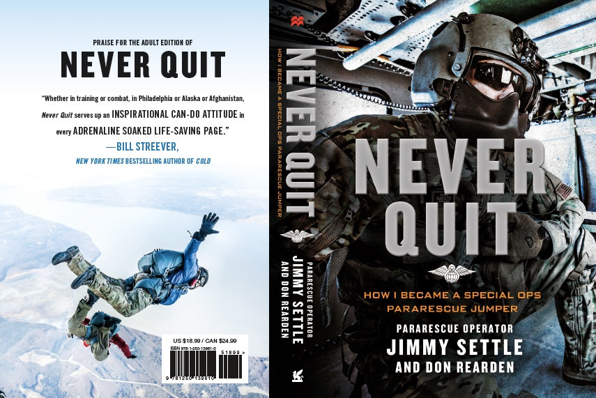 Public Version of Never Quit -- Photos by my buddy Joe Yelverton