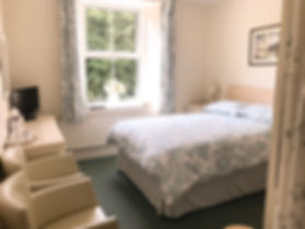 Double Bedroom at Elerkey Guest House