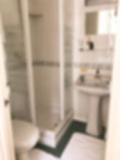 En-Suite Bathroom at Elerkey Guest House
