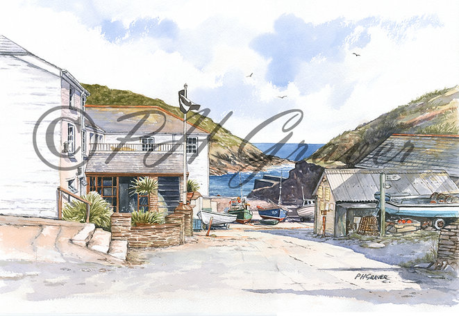 TRP#06 The Lugger Portloe