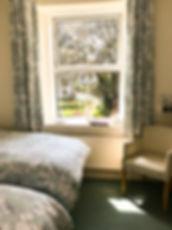 Twin Bedroom at Elerkey Guest House
