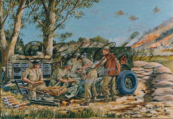 MAT#07 25lb Field Gun