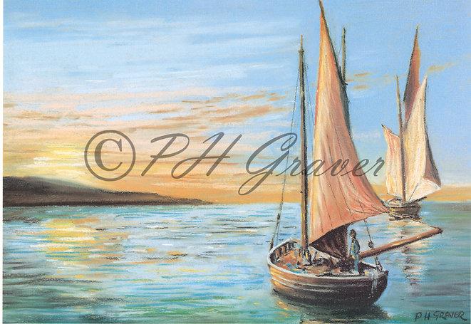 WSS#12 Setting Sail