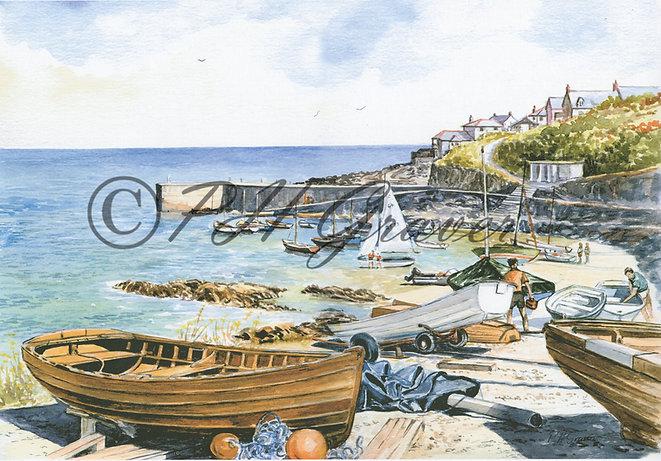 TRP#09 Portscatho Harbour