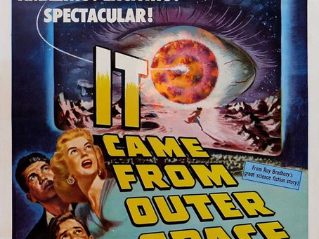 Covid-19 --- It Came From Outer Space