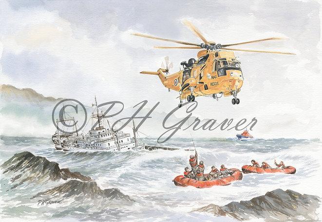 A#02 Air And Sea Rescue